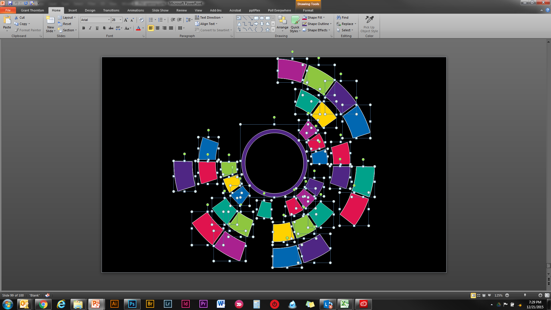 Importing vectors from Illustrator to PowerPoint